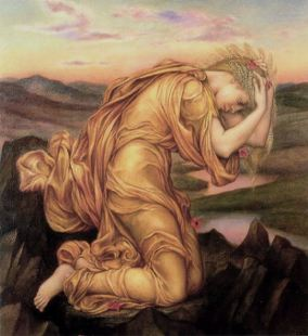 DEMETER Transfiguration by Evelyn DeMorgan