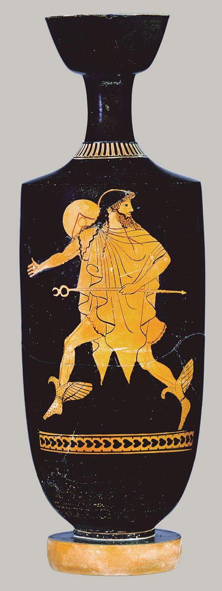 hermes messenger of zeus