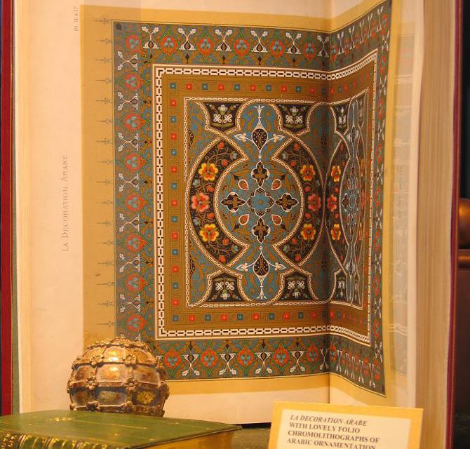First Edition of La Decoration Arabe