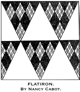 FLATIRON by Nancy Cabot