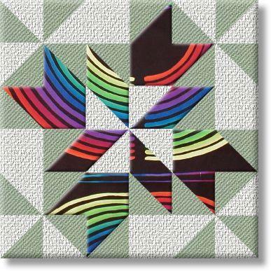 Free Antique Geometric Quilt Designs, Patchwork Blocks