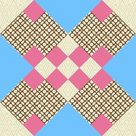 Old-Fashioned Quilt Block Patterns